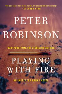 Foto Cover di Playing with Fire, Ebook inglese di Peter Robinson, edito da HarperCollins