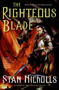 Foto Cover di The Righteous Blade, Ebook inglese di Stan Nicholls, edito da HarperCollins