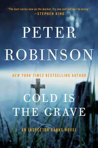 Foto Cover di Cold Is the Grave, Ebook inglese di Peter Robinson, edito da HarperCollins