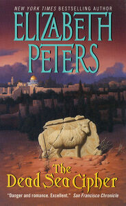 Foto Cover di The Dead Sea Cipher, Ebook inglese di Elizabeth Peters, edito da HarperCollins