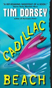 Foto Cover di Cadillac Beach, Ebook inglese di Tim Dorsey, edito da HarperCollins