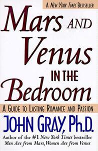 Foto Cover di Mars and Venus in the Bedroom, Ebook inglese di John Gray, edito da HarperCollins