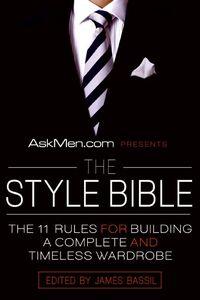 Foto Cover di AskMen.com Presents The Style Bible, Ebook inglese di James Bassil, edito da HarperCollins