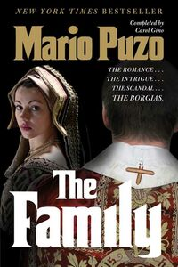 Ebook in inglese The Family Puzo, Mario
