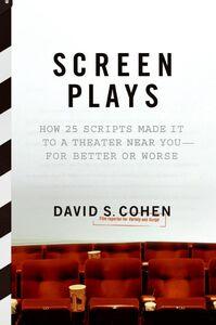 Foto Cover di Screen Plays, Ebook inglese di David S. Cohen, edito da HarperCollins