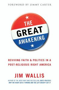 Foto Cover di The Great Awakening, Ebook inglese di Jim Wallis, edito da HarperCollins