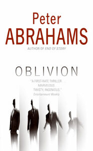 Foto Cover di Oblivion, Ebook inglese di Peter Abrahams, edito da HarperCollins