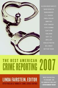 Foto Cover di The Best American Crime Reporting 2007, Ebook inglese di AA.VV edito da HarperCollins