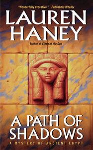 Foto Cover di A Path of Shadows, Ebook inglese di Lauren Haney, edito da HarperCollins