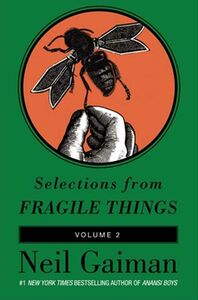 Foto Cover di Selections from Fragile Things, Volume 2, Ebook inglese di Neil Gaiman, edito da HarperCollins