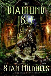 Foto Cover di The Diamond Isle, Ebook inglese di Stan Nicholls, edito da HarperCollins
