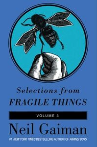Foto Cover di Selections from Fragile Things, Volume 3, Ebook inglese di Neil Gaiman, edito da HarperCollins