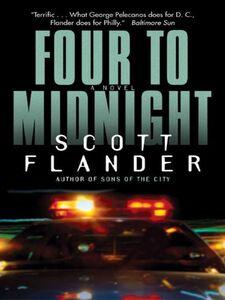 Foto Cover di Four to Midnight, Ebook inglese di Scott Flander, edito da HarperCollins