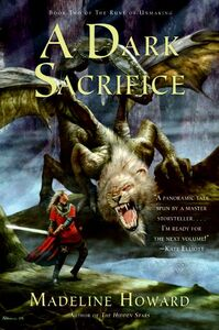 Foto Cover di A Dark Sacrifice, Ebook inglese di Madeline Howard, edito da HarperCollins