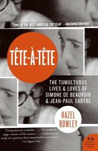 Foto Cover di Tete-a-Tete, Ebook inglese di Hazel Rowley, edito da HarperCollins