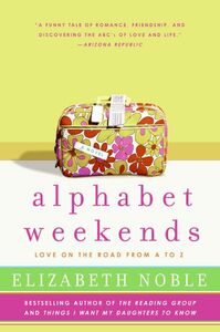 Foto Cover di Alphabet Weekends, Ebook inglese di Elizabeth Noble, edito da HarperCollins
