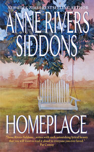 Foto Cover di Homeplace, Ebook inglese di Anne Rivers Siddons, edito da HarperCollins