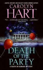 Foto Cover di Death of the Party, Ebook inglese di Carolyn Hart, edito da HarperCollins