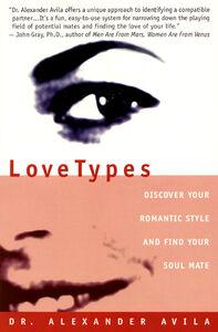 Foto Cover di Lovetypes, Ebook inglese di Alexander Avila, edito da HarperCollins