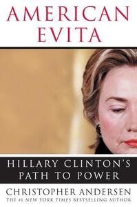 Foto Cover di American Evita, Ebook inglese di Christopher Andersen, edito da HarperCollins