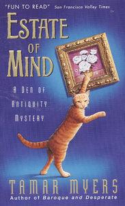 Foto Cover di Estate of Mind, Ebook inglese di Tamar Myers, edito da HarperCollins