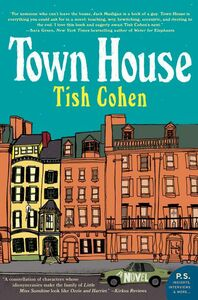 Foto Cover di Town House, Ebook inglese di Tish Cohen, edito da HarperCollins