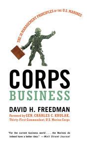 Foto Cover di Corps Business, Ebook inglese di David H. Freedman, edito da HarperCollins