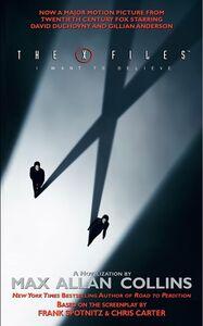 Foto Cover di The X-Files: I Want to Believe, Ebook inglese di Max Allan Collins, edito da HarperCollins
