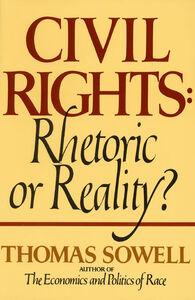 Foto Cover di Civil Rights, Ebook inglese di Thomas Sowell, edito da HarperCollins
