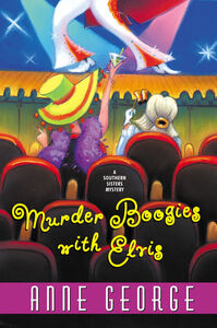 Foto Cover di Murder Boogies with Elvis, Ebook inglese di Anne George, edito da HarperCollins