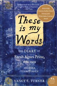 Foto Cover di These is My Words, Ebook inglese di Nancy Turner, edito da HarperCollins