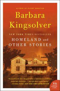 Foto Cover di Homeland and Other Stories, Ebook inglese di Barbara Kingsolver, edito da HarperCollins