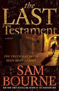 Foto Cover di The Last Testament, Ebook inglese di Sam Bourne, edito da HarperCollins