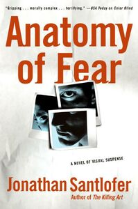 Foto Cover di Anatomy of Fear, Ebook inglese di Jonathan Santlofer, edito da HarperCollins
