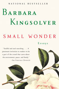 Foto Cover di Small Wonder, Ebook inglese di Barbara Kingsolver, edito da HarperCollins