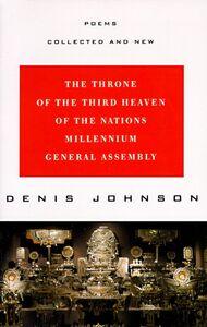 Foto Cover di The Throne of the Third Heaven of the Nations Millennium General Assembly, Ebook inglese di Denis Johnson, edito da HarperCollins