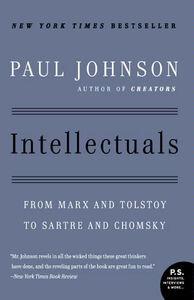 Foto Cover di Intellectuals, Ebook inglese di Paul Johnson, edito da HarperCollins