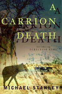 Foto Cover di A Carrion Death, Ebook inglese di Michael Stanley, edito da HarperCollins