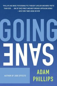 Foto Cover di Going Sane, Ebook inglese di Adam Phillips, edito da HarperCollins