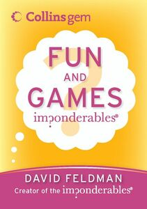 Foto Cover di Fun and Games, Ebook inglese di David Feldman, edito da HarperCollins