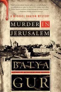 Foto Cover di Murder in Jerusalem, Ebook inglese di Batya Gur, edito da HarperCollins