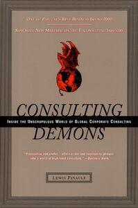 Foto Cover di Consulting Demons, Ebook inglese di Lewis Pinault, edito da HarperCollins