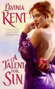 Foto Cover di A Talent for Sin, Ebook inglese di Lavinia Kent, edito da HarperCollins