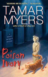 Foto Cover di Poison Ivory, Ebook inglese di Tamar Myers, edito da HarperCollins