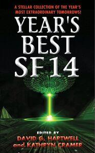 Foto Cover di Year's Best SF 14, Ebook inglese di Kathryn Cramer,David G. Hartwell, edito da HarperCollins