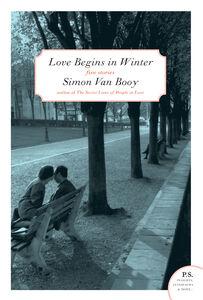 Foto Cover di Love Begins in Winter, Ebook inglese di Simon Van Booy, edito da HarperCollins