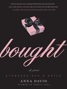 Foto Cover di Bought, Ebook inglese di Anna David, edito da HarperCollins