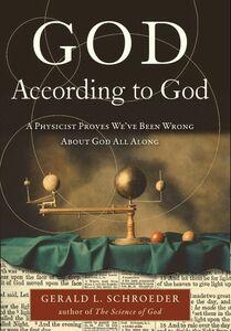 Foto Cover di God According to God, Ebook inglese di Gerald Schroeder, edito da HarperCollins