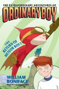 Foto Cover di The Return of Meteor Boy?, Ebook inglese di William Boniface,Stephen Gilpin, edito da HarperCollins