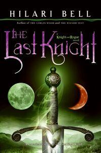 Foto Cover di The Last Knight, Ebook inglese di Hilari Bell, edito da HarperCollins